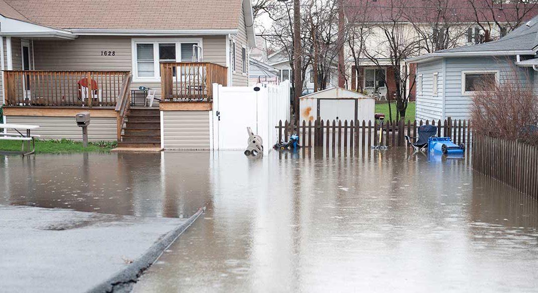 Aftermath of a Flood