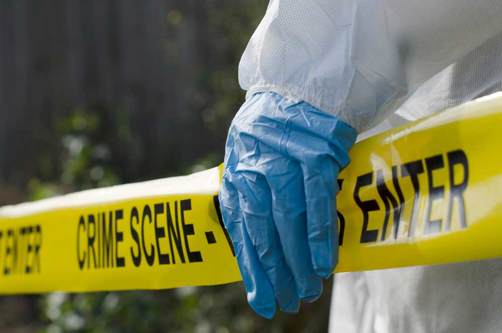 What is Crime Scene Cleanup?