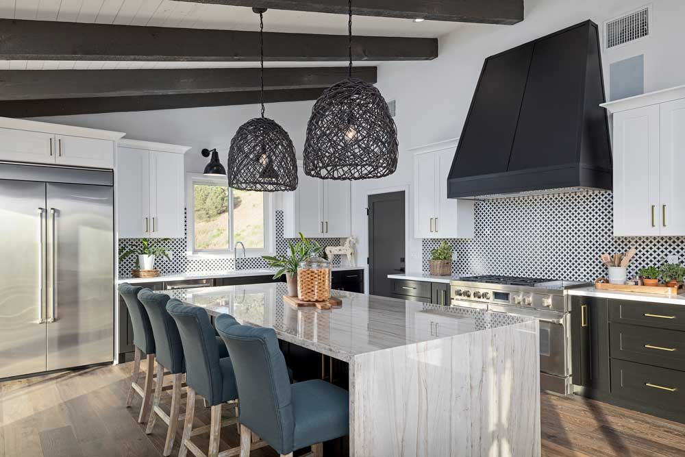 dream kitchens and trends in 2019