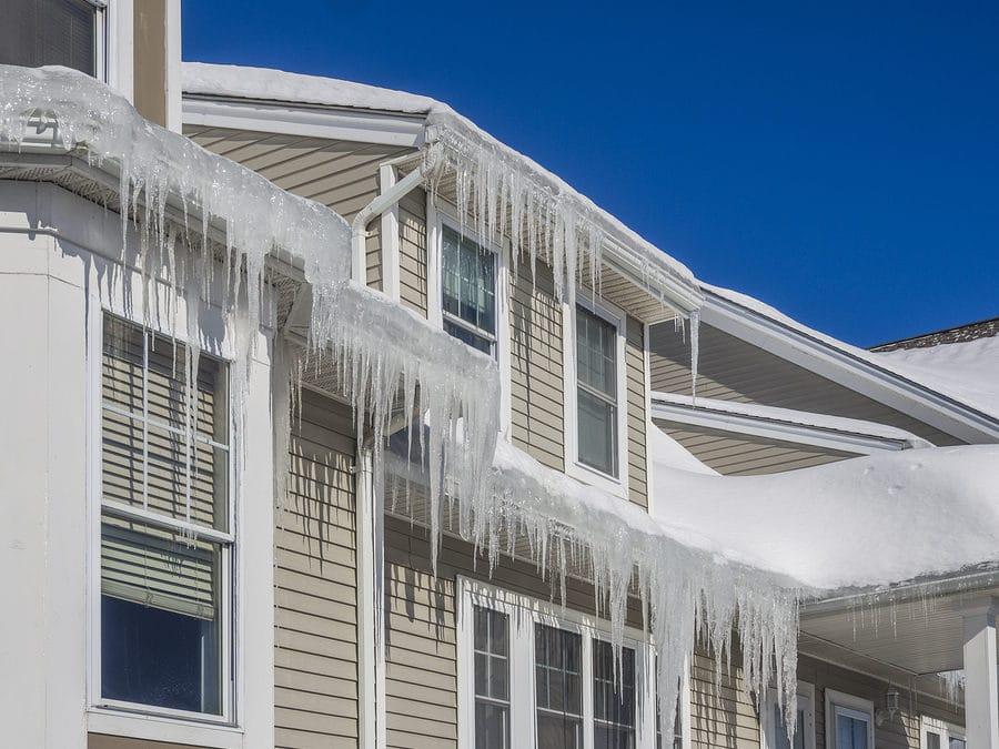 Minimizing Winter Water Damage